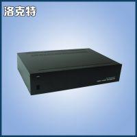 厂家提供 通信机箱加工 2U铁视/音频分配器主机机箱加工