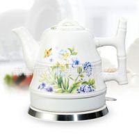 格顿 陶瓷电热水壶 神秘花园 春色无边HY-1008 商务礼品