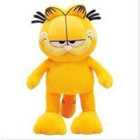 加菲猫毛绒玩具肥猫卡通猫咪公仔玩偶 情人节生日 礼物 厂家直销