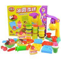 六一礼物 超轻粘土3d彩泥 超多模具 橡皮泥12色套装无毒 儿童玩具
