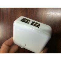 供应四USB旅行充电器 4USBiphone手机充电器 ipod充电器 苹果充电器