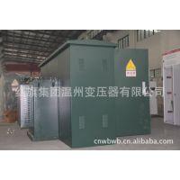 供应美式箱变 箱式变压器 箱式变电站