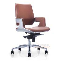 供应深圳众晟家具ZS-581AL皮质中班会议客房椅