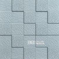 供应沃斯派内外墙体装饰三维立体扣板 常州鼎钢墙体新材料有限公司