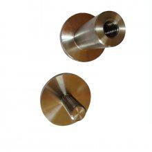 厂家直销猪鼻子螺栓、玻璃装饰螺栓、玻璃夹螺栓。新云专供产品