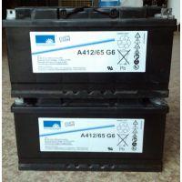 德国阳光蓄电池A412/65G6新疆代理商