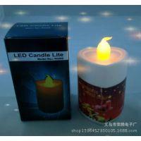 """厂家直销 """"心形""""电子蜡烛灯 生日蜡烛/圣诞蜡烛 定做批发"""