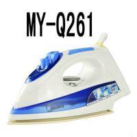供应Midea/美的MY-Q261系列 精瓷板自动清洗双排蒸汽孔电熨斗 正品