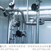 广东供应不锈钢纯净水管道安装——方联GMP管道工程安装(图)