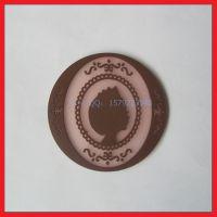 透明色高档PVC软胶滴胶广告促销礼品杯垫 塑胶杯具