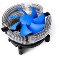 供应CPU风扇厂家  多平台主板CPU散热器 铝片超静