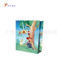 广东纸袋制作厂家 彩印纸袋定制价格