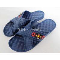 淘宝新款夏季男式PVC拖鞋
