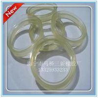 海宁厂家销售定制液压半透明橡胶密封圈 橡胶制品