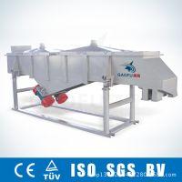 供应椰壳颗粒活性炭筛分机,高服SZF型活性炭分级专用直线振动筛厂家