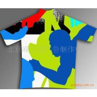 T恤成衣裁片、热升华、数码印花,热转印,烫画(图)