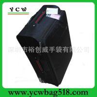 深圳龙岗手袋厂家 销售 高裆 大容量拖软箱 拉杆箱