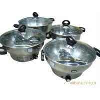 专业生产不锈钢汤锅,平地锅,油炸锅等