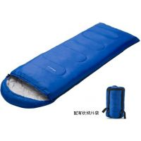 wissblue维仕蓝超轻柔软亲肤睡袋 TG-WA8019-B野营睡袋