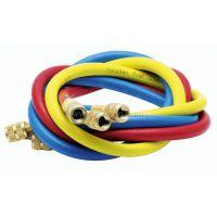 供应空调充氟专用充氟管 加液管 三色管