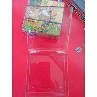 PC透明环保塑料盒 刀具文具收纳盒 礼品饰品盒