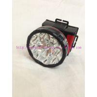 1灯LED强光充电头灯户外登山垂钓露营矿灯LP-688-8+1