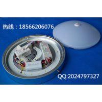 厂家定制LED应急吸顶灯,内置LED灯应急电源含电池安装在灯内部
