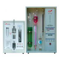 碳硫联测分析仪 型号:TLYQ-CS-B2库号:M371496