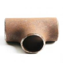 生产供应DN150口径碳钢异径四通 异形不锈钢Y型斜三通 定做非标管件