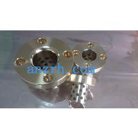 WQZ090自润滑铜套,镶嵌式自润滑轴承,自润滑耐磨板