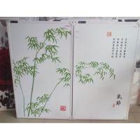 供应爱普生平板数码打印机/亚克力/钢化玻璃背景墙数码印花机