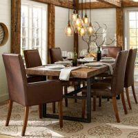 厂家直销欧式长方形实木餐桌椅 餐厅咖啡厅餐桌椅组合 来样定做