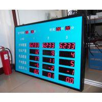 车间计数管理看板 led数码管显示屏 精益生产管理 目视化管理