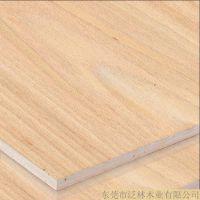 泛林木业 枫木科技木皮饰面板1# 家庭装修背景墙墙板 装潢材料