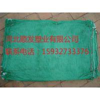 供应优质产品 编织工地绿化网眼袋 圆织土工网眼袋 蔬菜网袋