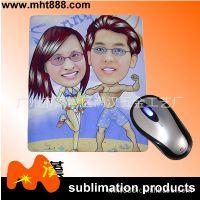 热转印空白耗材 鼠标垫T05-1 个性DIY鼠标垫  可印照片礼品鼠标垫