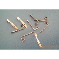 深圳五金加工厂精密五金加工电池弹片充电器铍铜弹片