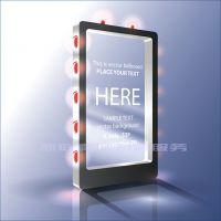 如何选购一款优质的户外防水灯箱?