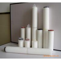 pp折叠滤芯价格,上海聚丙烯微孔折叠滤芯生产厂家,PES折叠