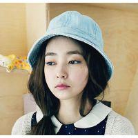 2015春季青岛帽子厂家定做加工低价品质供应牛仔帽广告帽太阳帽旅游帽