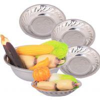 无磁四菜一汤盆不锈钢家居厨房餐饮用品礼品套装