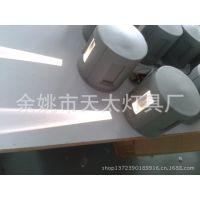铝压铸LED壁灯 十字投射灯