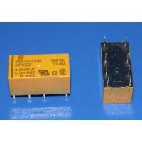 供应松下继电器DS2Y-S-DC12V (AGY2323) 8脚2c触点 0.3A