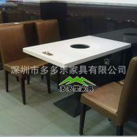 长沙哪里有火锅桌椅卖 长沙火锅桌厂家