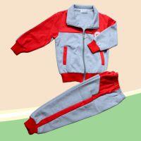 广东品质幼儿园园服订做 2014秋冬新款童装全棉布幼儿园校服定做