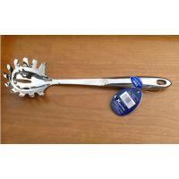 库存欧洲Mari0 火锅捞勺不锈钢一体成型