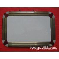 厂家供应挂式留言板 儿童书写板 软木板 45X60白板