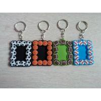 厂家批发运动足球pvc钥匙扣挂件挂饰吊饰赠品创意礼品