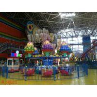 供应逍遥水母游乐场游乐设备儿童游乐设施许昌巨龙游乐
