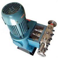 厂家直销3DP-20型高压往复泵(批发价)